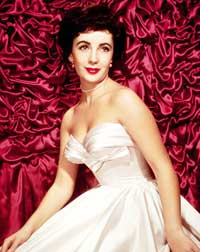 Elizabeth Taylor - 8 x 10 Color Photo #29