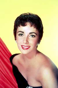 Elizabeth Taylor - 8 x 10 Color Photo #30