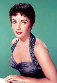 Elizabeth Taylor - 8 x 10 Color Photo #31