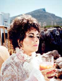 Elizabeth Taylor - 8 x 10 Color Photo #41