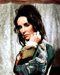 Elizabeth Taylor - 8 x 10 Color Photo #73