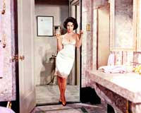 Elizabeth Taylor - 8 x 10 Color Photo #81