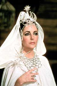 Elizabeth Taylor - 8 x 10 Color Photo #94