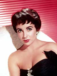 Elizabeth Taylor - 8 x 10 Color Photo #102