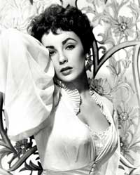 Elizabeth Taylor - 8 x 10 Color Photo #124