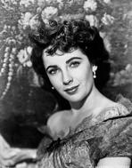 Elizabeth Taylor - Elizabeth Taylor Portrait in Off Shoulder Blouse