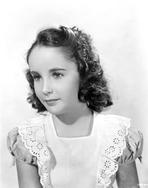 Elizabeth Taylor - Elizabeth Taylor Child Classic Portrait