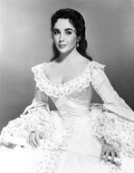 Elizabeth Taylor - Robert Taylor as Knight