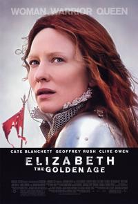 Elizabeth: The Golden Age - 11 x 17 Movie Poster - Style A