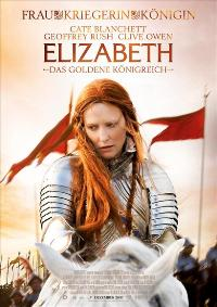 Elizabeth: The Golden Age - 11 x 17 Movie Poster - German Style A