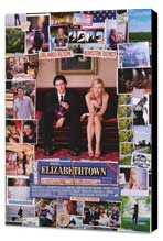 Elizabethtown - 27 x 40 Movie Poster - Style A - Museum Wrapped Canvas