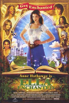 Ella Enchanted - 27 x 40 Movie Poster - Style A