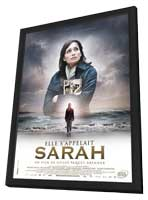 Elle s'appelait Sarah - 11 x 17 Movie Poster - French Style A - in Deluxe Wood Frame