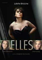 Elles - 11 x 17 Movie Poster - Style A