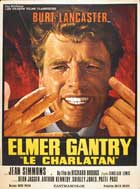 Elmer Gantry - 27 x 40 Movie Poster - French Style A