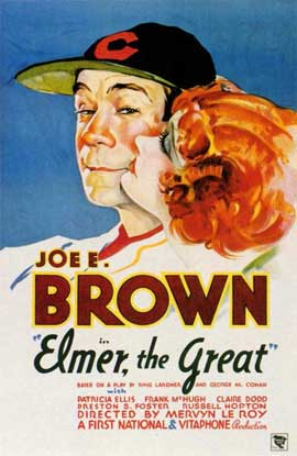 Elmer the Great - 11 x 17 Movie Poster - Style A