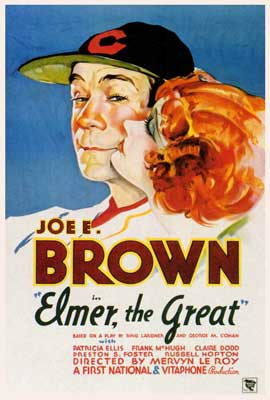 Elmer the Great - 27 x 40 Movie Poster - Style A