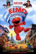 Elmo in Grouchland - 27 x 40 Movie Poster - Style A