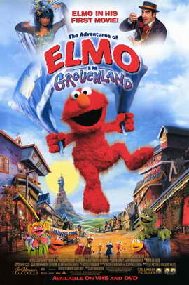Elmo in Grouchland - 11 x 17 Movie Poster - Style A