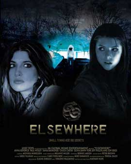 Elsewhere - 11 x 17 Movie Poster - Style A