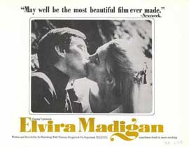 Elvira Madigan - 11 x 14 Movie Poster - Style C