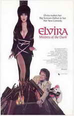 Elvira, Mistress of the Dark - 11 x 17 Movie Poster - Style A