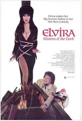 Elvira, Mistress of the Dark - 27 x 40 Movie Poster - Style A
