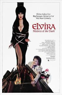 Elvira, Mistress of the Dark - 43 x 62 Movie Poster - Bus Shelter Style A