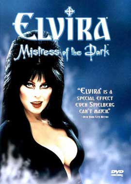 Elvira, Mistress of the Dark - 11 x 17 Movie Poster - Style B