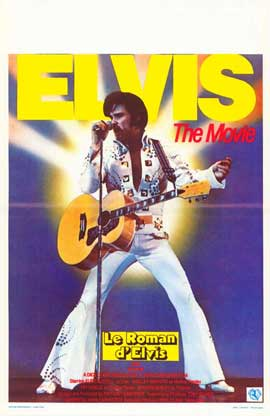 Elvis: The Movie - 11 x 17 Movie Poster - Belgian Style A