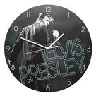 Elvis Presley - Wood Wall Clock