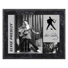 Elvis Presley - 1950s On Stage 8x10 Plaque