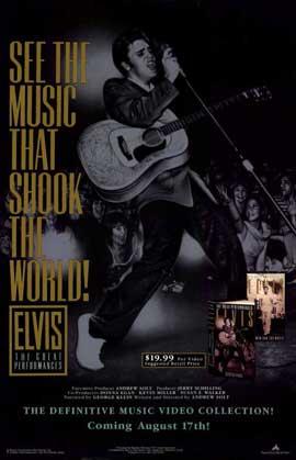 Elvis Presley - 11 x 17 Movie Poster - Style A