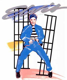 Elvis Presley - 11 x 17 Movie Poster - Style B