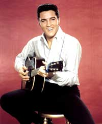 Elvis Presley - 8 x 10 Color Photo #5