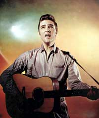 Elvis Presley - 8 x 10 Color Photo #6