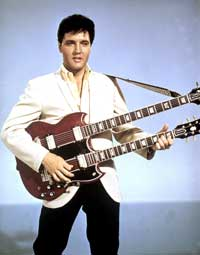 Elvis Presley - 8 x 10 Color Photo #8