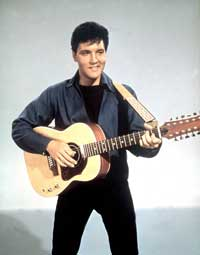 Elvis Presley - 8 x 10 Color Photo #9