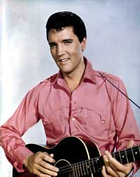 Elvis Presley - 8 x 10 Color Photo #16