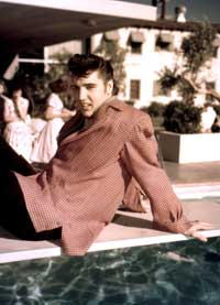 Elvis Presley - 8 x 10 Color Photo #22