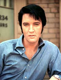 Elvis Presley - 8 x 10 Color Photo #37