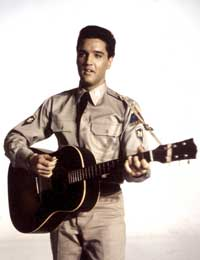 Elvis Presley - 8 x 10 Color Photo #43