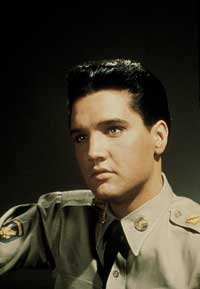 Elvis Presley - 8 x 10 Color Photo #44