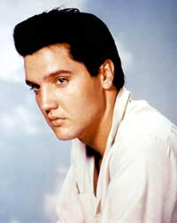 Elvis Presley - 8 x 10 Color Photo #58