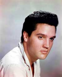 Elvis Presley - 8 x 10 Color Photo #67