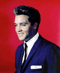 Elvis Presley - 8 x 10 Color Photo #69