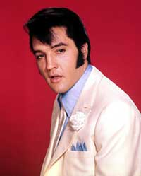 Elvis Presley - 8 x 10 Color Photo #76