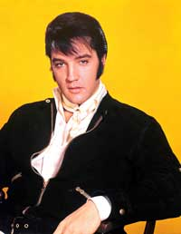 Elvis Presley - 8 x 10 Color Photo #77