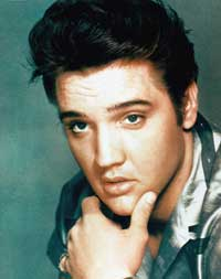 Elvis Presley - 8 x 10 Color Photo #80