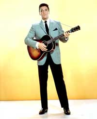 Elvis Presley - 8 x 10 Color Photo #81